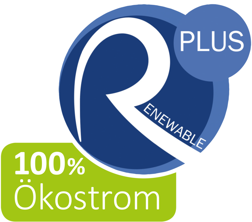 Logo Renewable Plus Ökostrom