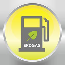 Bild:Logo von Erdgas