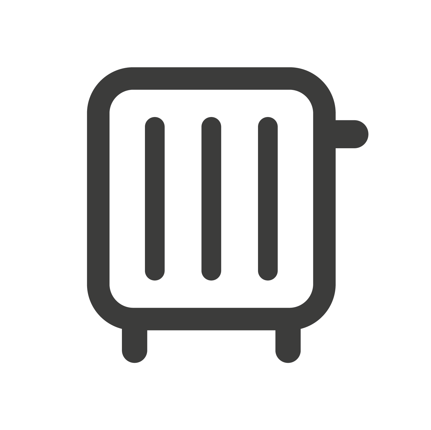 Heizung Icon