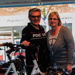Zweiradshop Torino-Schramm Mitarbeiter