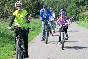 Energie mit dem Rad, Segway & Scrooser erfahren: Stadtwerke Troisdorf laden zum Famiienausflug ein