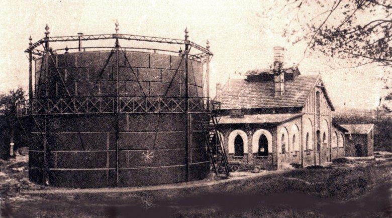 Bild: Gaswerk Troisdorf